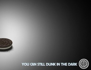 oreo superbowl blackout ad